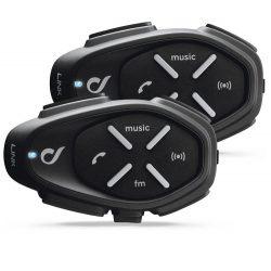Interphone LINK - Twin Pack - Bukósisak kihangosító - 01320252