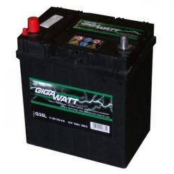Bosch Gigawatt 12V 35Ah B+ 300A akkumulátor