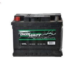 Bosch Gigawatt 12V 56Ah B+ 480A akkumulátor