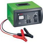 BAT 430 12 vagy 24 V-os nagyteljesitményű akkumulátor töltő