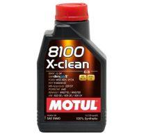 motul-8100-x-clean 5W-40-1l
