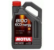 motul-8100 eco-nergy-5w-30-4l