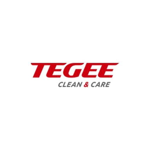 Tegee Mikroszálas pohártőrlő kendő piros (40*40)