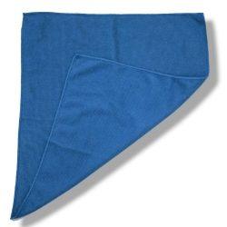 Tegee Mikroszálas tisztítókendő Fluffy - kék (35*38) 5 db/csomag