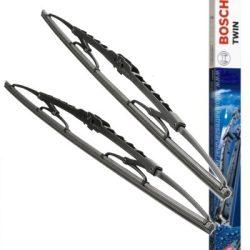 Bosch 531 Twin ablaktörlő lapát szett, 3397118402, Hossz 530 / 450 mm