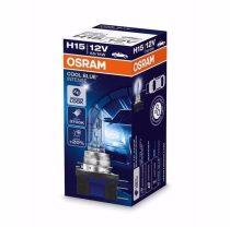 Osram Cool Blue Intense 12V 55W H15 halogén autó izzó