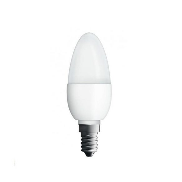 OSRAM Value LED CLB40 5W/840 40W E14 470lm A+ hideg fehér izzó