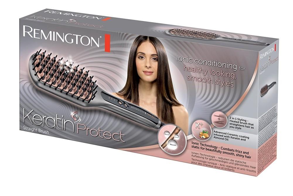 Remington CB7480 Keratin Protect hajsimító kefe - strade.hu 005c64bf71