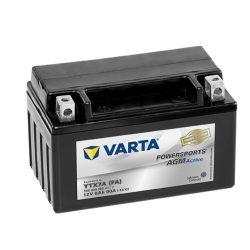 Varta Powersports AGM Active YTX7A-4 / YTX7A-BS 12V 6Ah akkumulátor - 506909