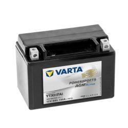 Varta Powersports AGM Active YTX9-4 / YTX9-BS 12V 8Ah akkumulátor - 508909