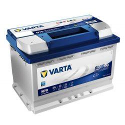 Varta-Blue-Dynamic-EFB-12V-70Ah-760A-Jobb-auto-akk