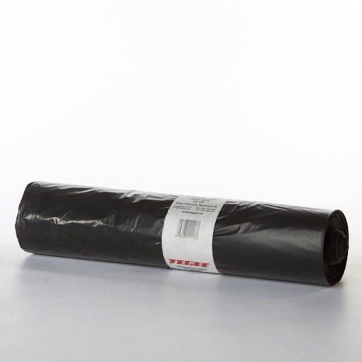 Tegee Szemeteszsák 160 l-es fekete 20 db/tek.