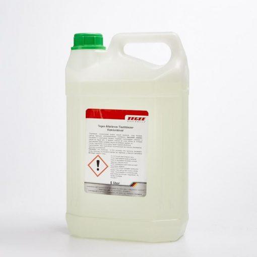 Tegee T-Clean általános tisztító vízkőoldóval 5L