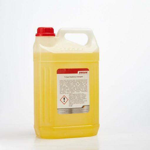 Tegee T-Clean folyékony  kézi mosogatószer 5L