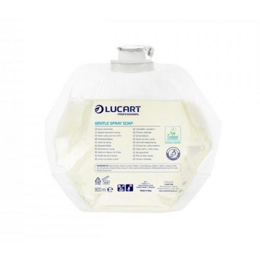 Tegee Lucart spray szappan tasakos