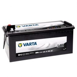 Varta Promotive Black 12v 180Ah teherautó akkumulátor - 680011