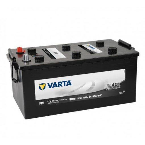 Varta Promotive Black 12v 220Ah teherautó akkumulátor - 720018