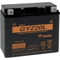 Yuasa-GYZ20L-12V-20Ah-270A-GEL-motorkerekpar-akkumulator