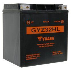 yuasa-GYZ32HL-12V-32Ah-500A-GEL-motorkerekpar-akkumulator
