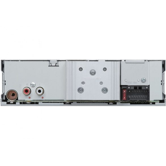 Kenwood-KDC-130UR-CD-USB-autoradio-piros-gombszin