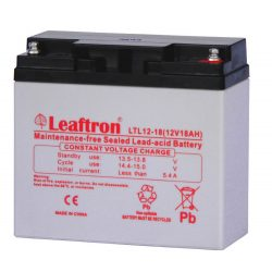 Leaftron-12V-18Ah-zseles-akkumulator