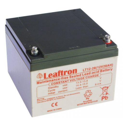 Leaftron-12V-28Ah-zseles-akkumulator