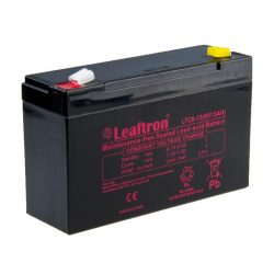 Leaftron-Cycle-6V-13Ah-zseles-akkumulator