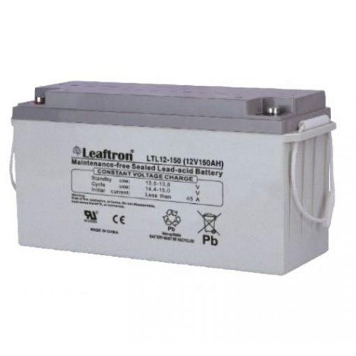 Leaftron-Ciklikus-12V-150Ah-zseles-akkumulator