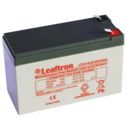 Leaftron-Ciklikus-12V-9Ah-zseles-akkumulator