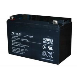 Power-Kingdom-12V-110Ah-Deep-Cycle-zseles-akkumula