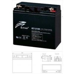 Ritar-UPS-12V-18Ah-zart-savas-akkumulator