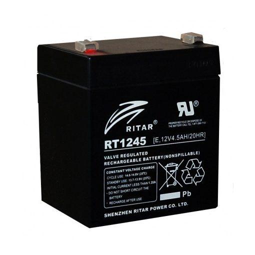 Ritar-E-12V-45Ah-zart-savas-akkumulator