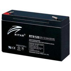 Ritar-6V-12Ah-zart-savas-akkumulator