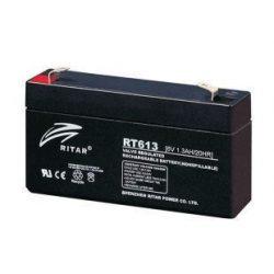 Ritar-6V-13Ah-zart-savas-akkumulator