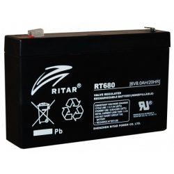 Ritar-6V-8Ah-zart-savas-akkumulator