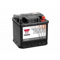 yuasa-ybx1012-12v 45ah-380a-jobb-auto-akkumulator