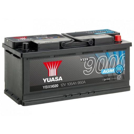 yuasa-ybx9020-12v-105ah-950a-agm-start-stop-auto-akkumulator