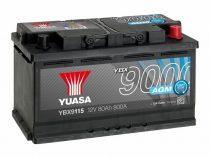 yuasa-ybx9115-12v-80ah-800a-agm-start-stop-auto-akkumulator