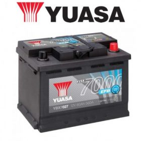 YBX7000 - Start/Stop