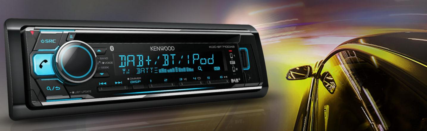 kenwood rádió